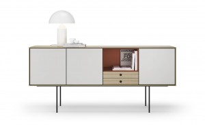 Sideboard from Angel Martí and Enrique Delamo for Treku