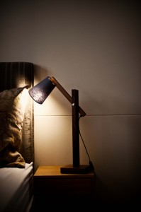 wembley bedside lamp
