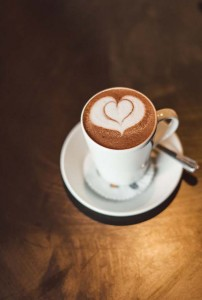 mar_Heart cappuccino