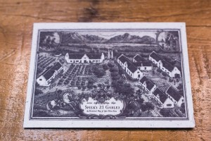 Antique Spier Print