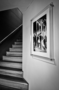 Renovated-WGS-stairway-with-artwork